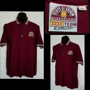 VTG Queensland State Of Origin Australia Polo 20